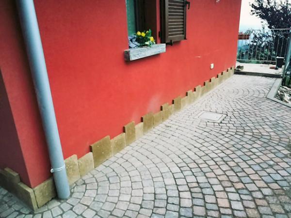 Rivestimento esterno - Provincia Bergamo