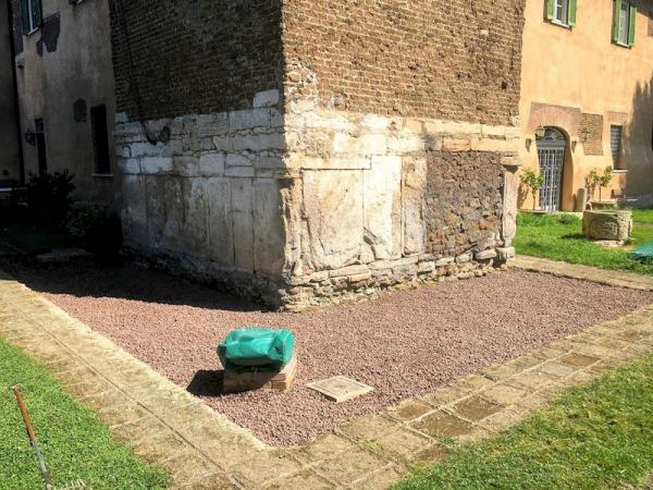 CASALE SANT EUSEBIO ROMA