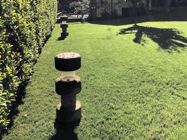Giardino Privato Fagnano Olona VA