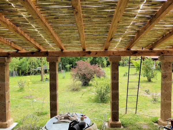 Giardino privato - Rocca Priora  RM