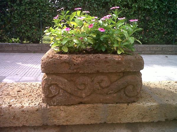 Giardino Privato  Civita Castellana