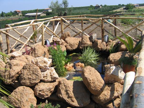 Giardino Privato Fabrica di Roma