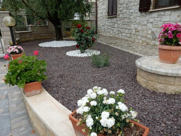 Giardino privato - Assisi PG