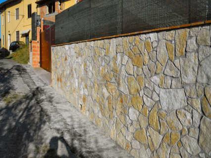 Muro Recinzione - Empoli
