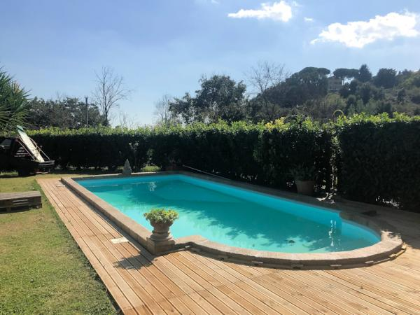 Giardino Privato - Sacrofano - RM