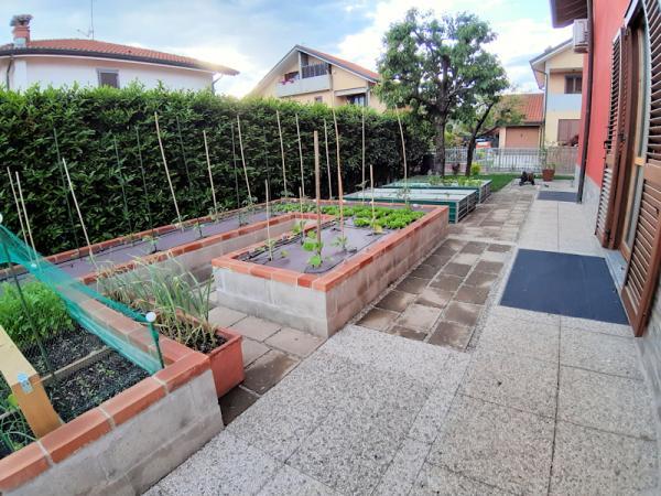Giardino Privato - Arconate MI