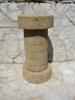 Colonna Tonda Componibile