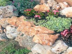 Sassi Da Giardino In Pietra Di Trani