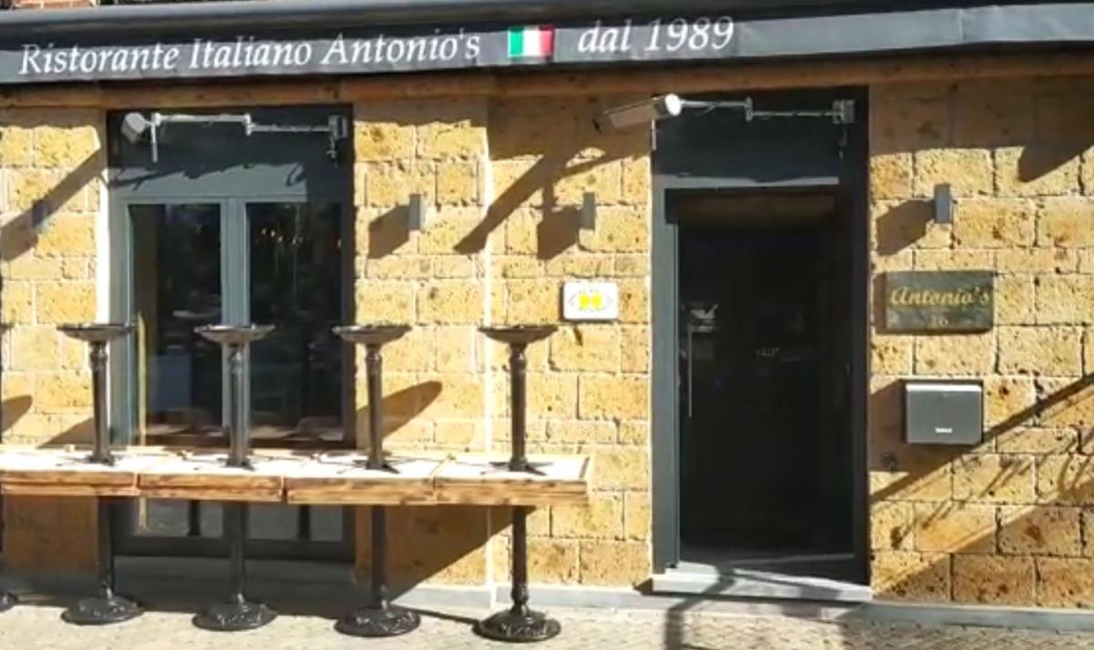 ANTONIO'S RISTORANTE ITALIANO - EINDHOVEN NL