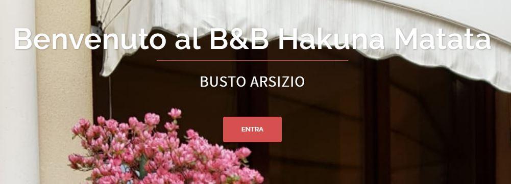 B & B Hakuna Matata Busto Arsizio VA