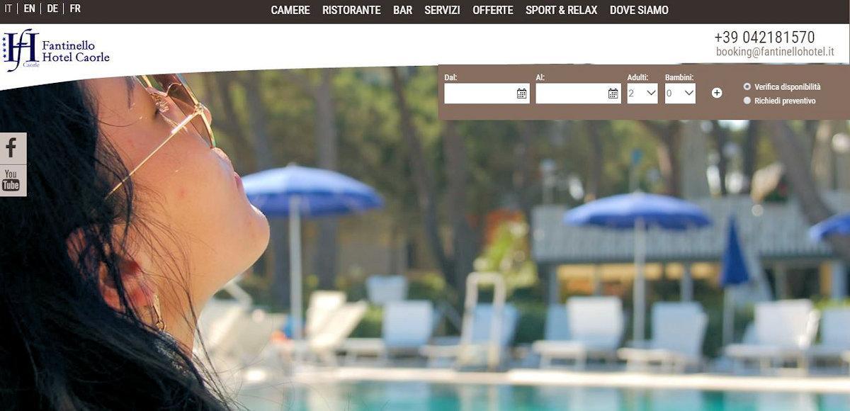 Fantinello Hotel - Caorle - Venezia