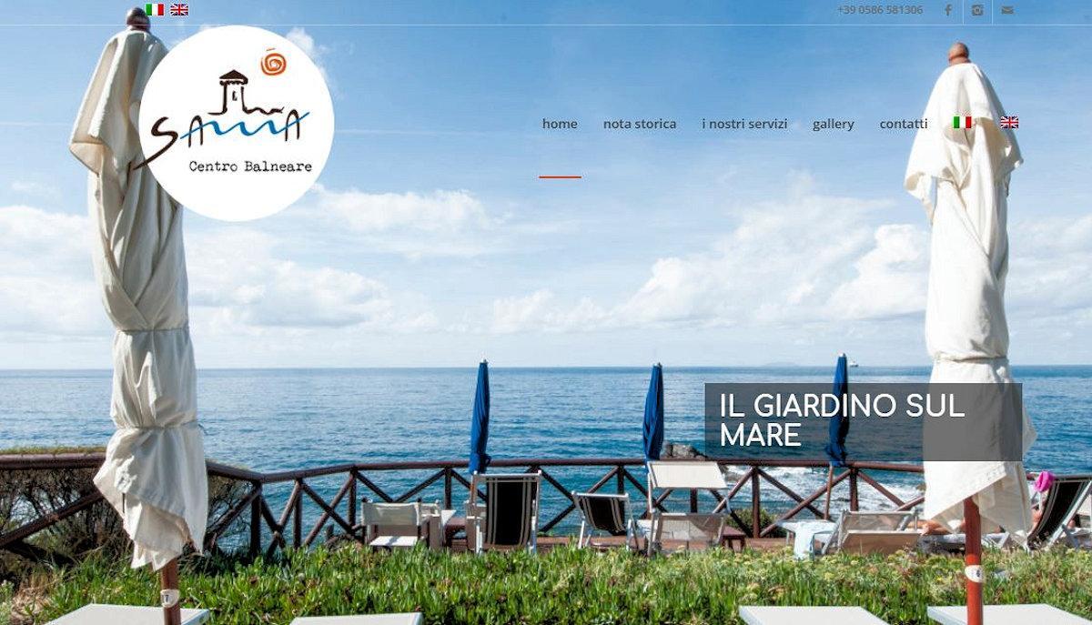 Centro Balneare Antignano - Livorno